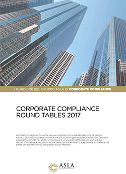 eBook Corporate Compliance Round Tables 2017